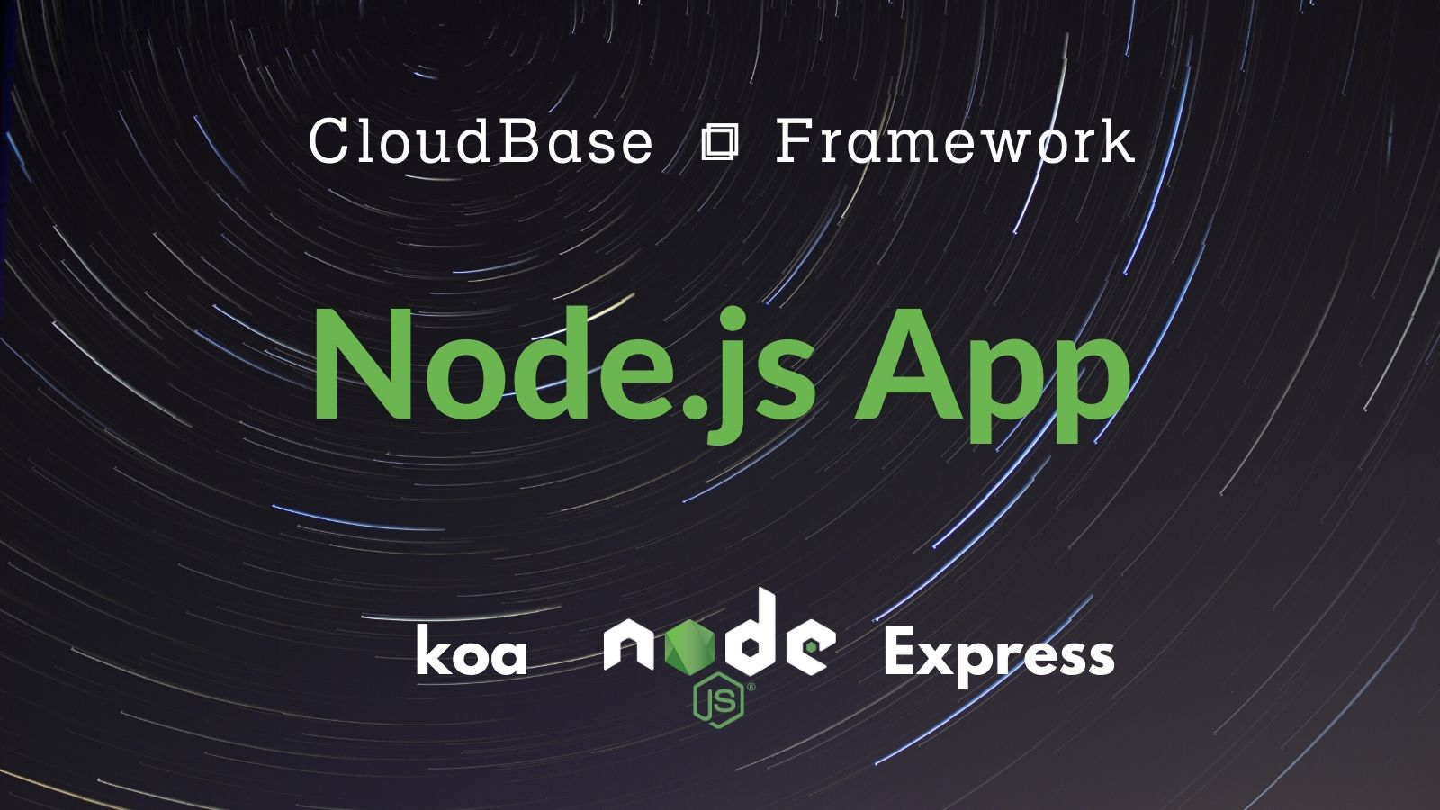 Tencent CloudBase Framework Node Plugin